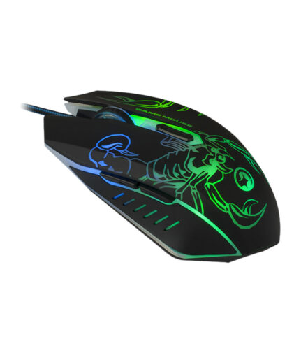 ‏עכבר גיימינג ‏חוטי Marvo Gaming Mouse M316