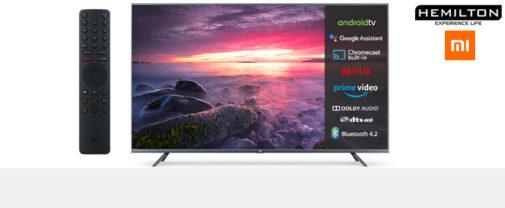 טלוויזיה חכמה 55 UHD-4K שיאומי דגם L55M5-5ASP