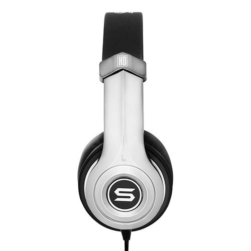 אוזניות SOUL ULTRA silver