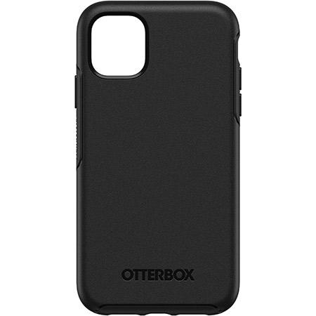 כיסוי שחור OTTERBOX ל IPHONE 12 PRO דגם SYMMETRY
