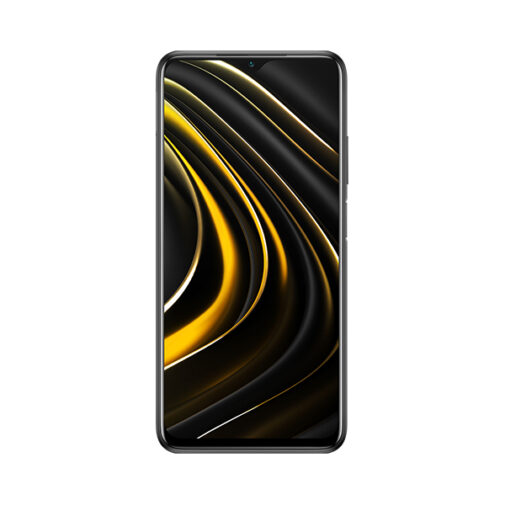 סמארטפון POCO M3 גרסה 4GB+64GB בצבע צהוב