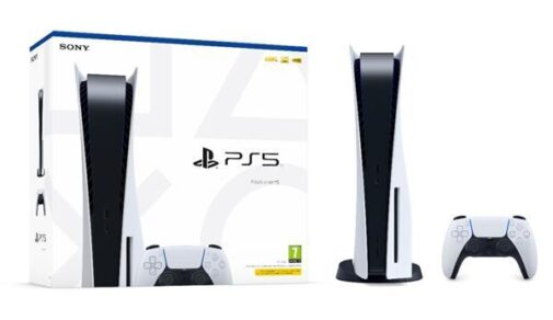 Sony PlayStation 5 825GB Blu-ray Edition סוני