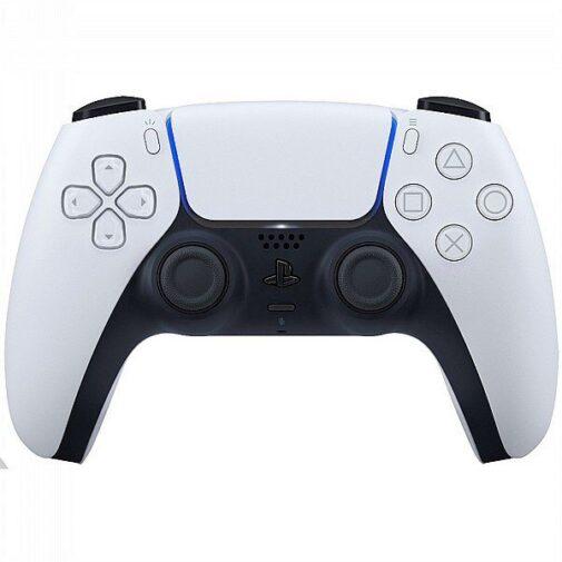 שלט אלחוטי PS5 DualSense לבן Sony