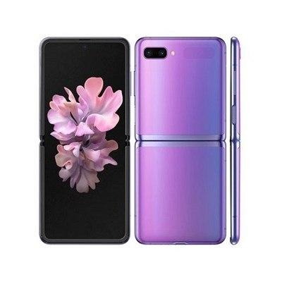 טלפון סלולרי Samsung Galaxy Z Flip SM-F700F/DS 256GB 8GB RAM סמסונג