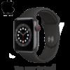 שעון חכם Apple Watch Series 6 44mm Aluminum Case Sport Band GPS אפל